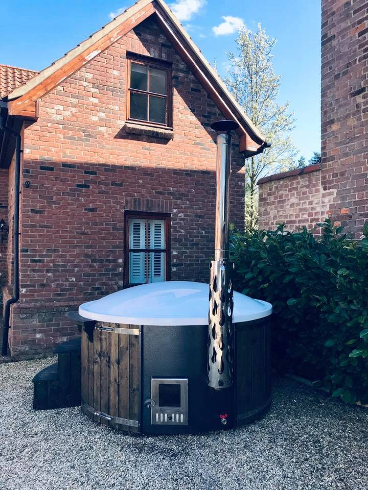 Wood Fired Hot Tubs - prices  from