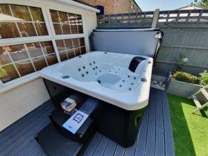 The Verona Hot tub for Sale
