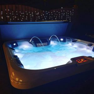 New Hot Tubs
