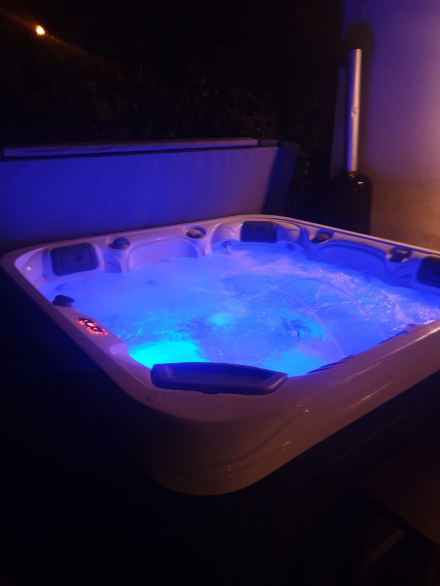 The Louisiana Hot Tub