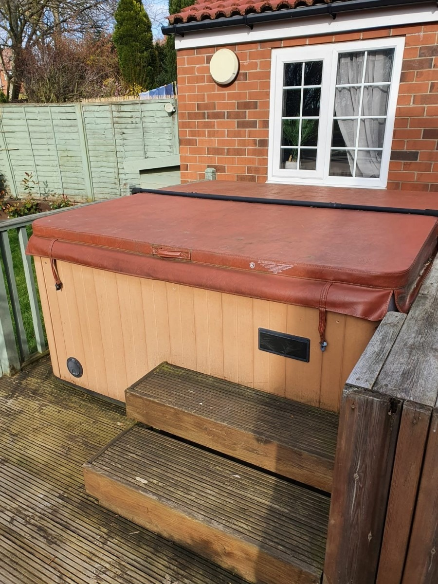 Vita Spas Hot Tub
