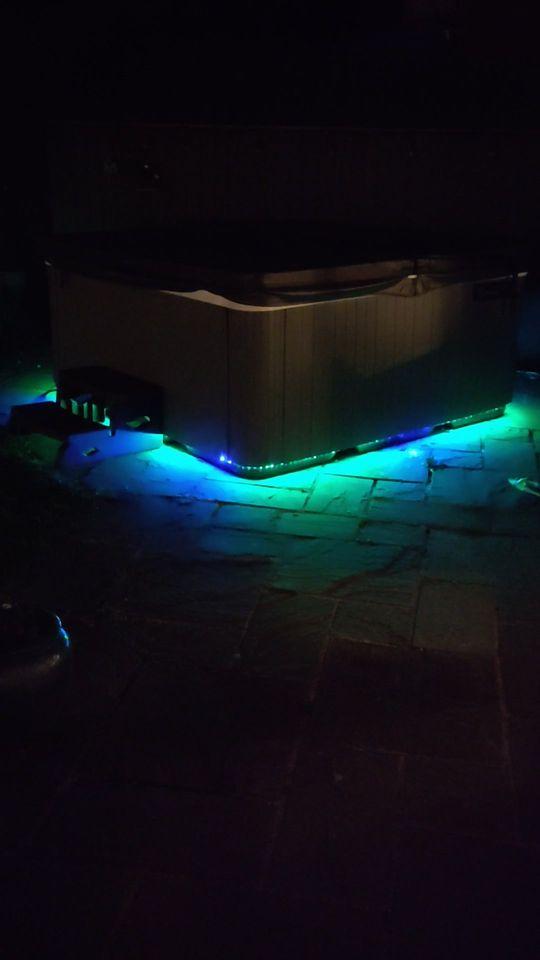 LED base level retro fit kit. Multi mode with many