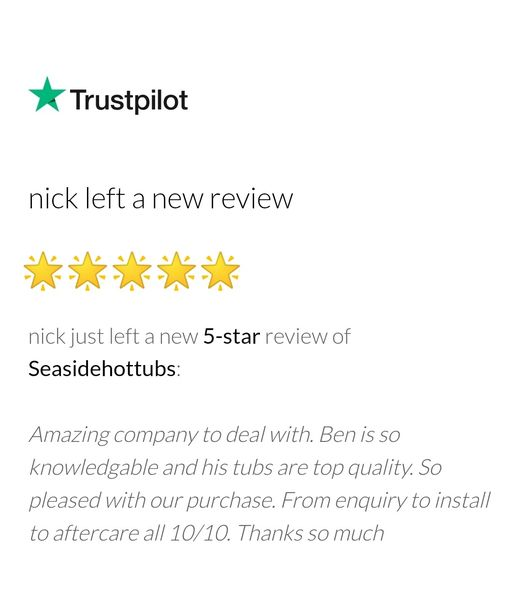Many thanks Nick… Hope you and the Family enjoy your