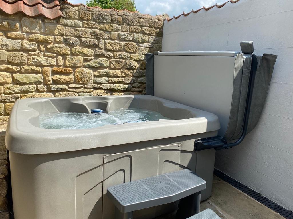 Malibu Hot Tub installed