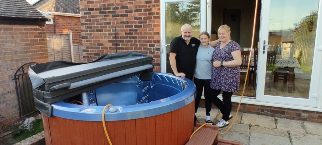 Used Hot Tub Delivery in Scarborough